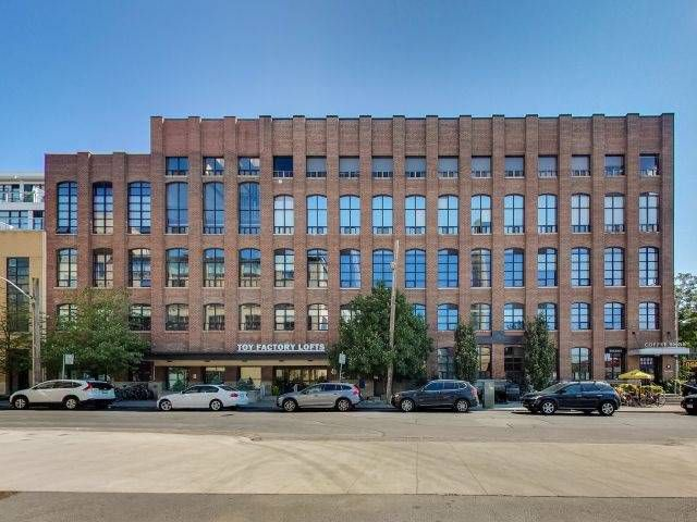 Main Photo: 109 43 Hanna Avenue in Toronto: Niagara Condo for sale (Toronto C01)  : MLS®# C3925917