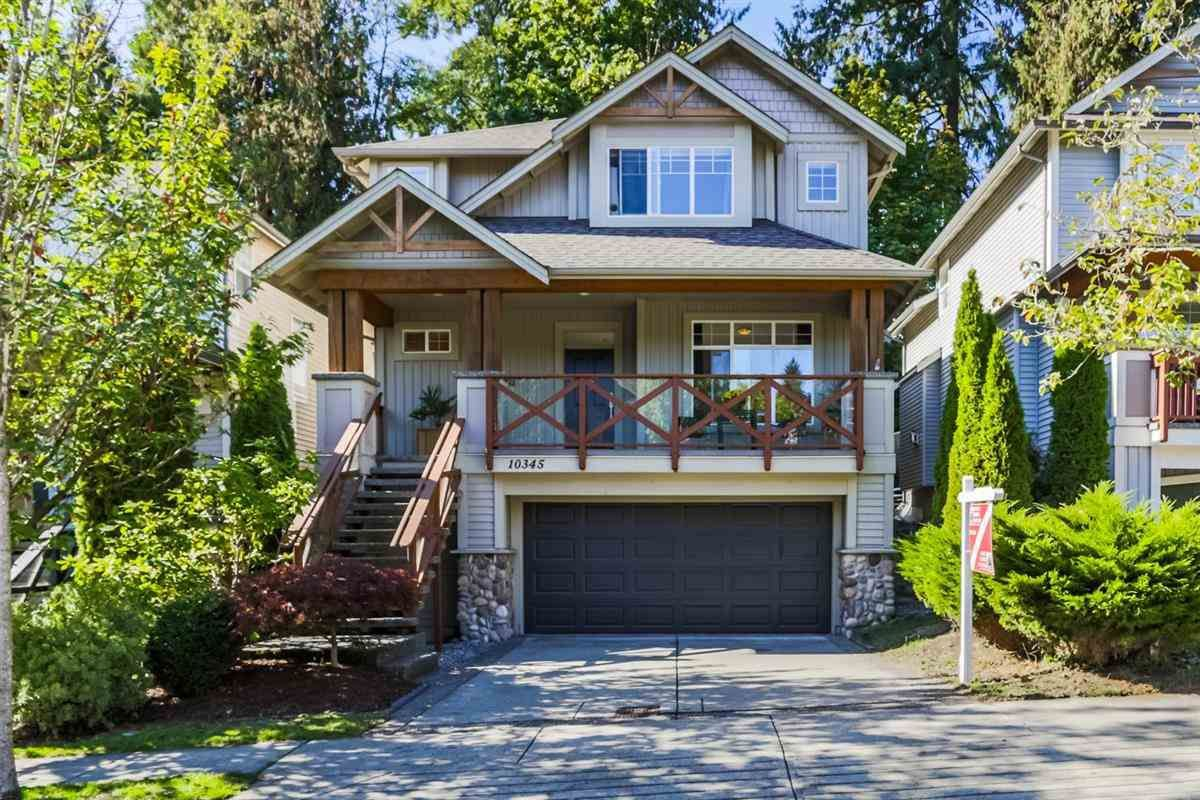 Main Photo: 10345 243RD Street in Maple Ridge: Albion House for sale : MLS®# R2210848