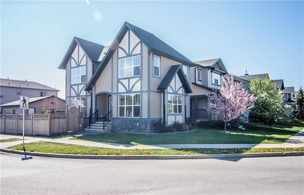 Main Photo: 247 SILVERADO Drive SW in Calgary: Silverado House for sale : MLS®# C4177522