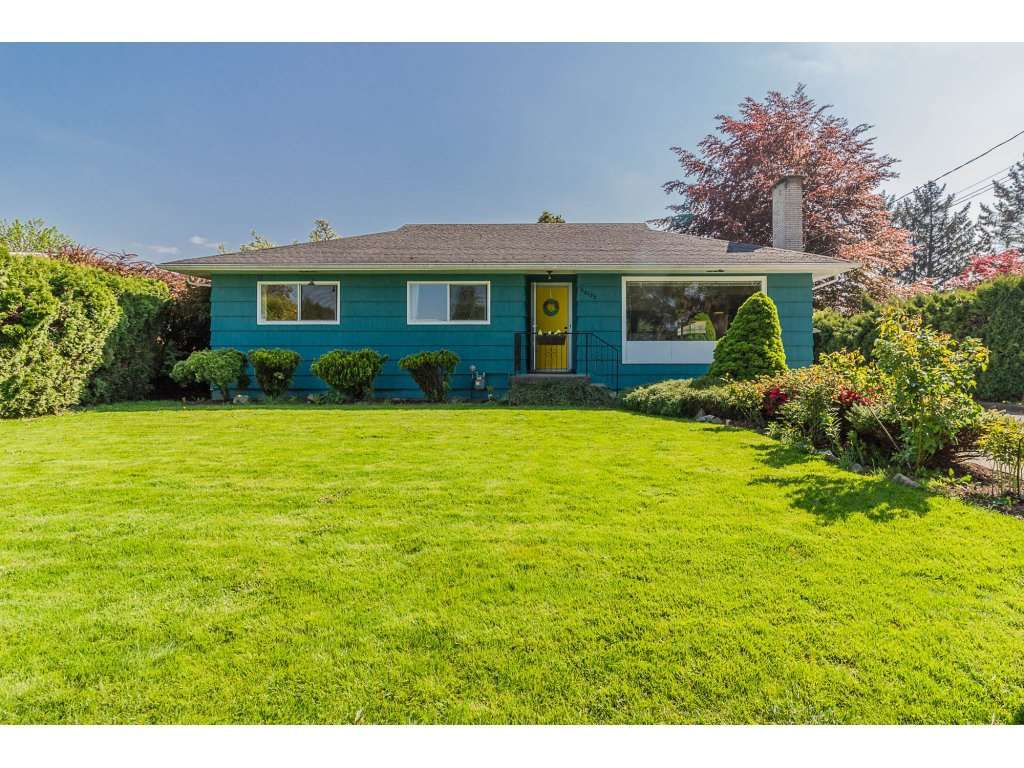 Main Photo: 46136 BROOKS Avenue in Chilliwack: Chilliwack E Young-Yale House for sale : MLS®# R2262822