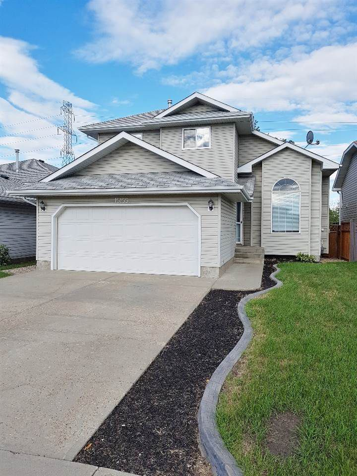Main Photo: 15155 19 Street in Edmonton: Zone 35 House for sale : MLS®# E4119429