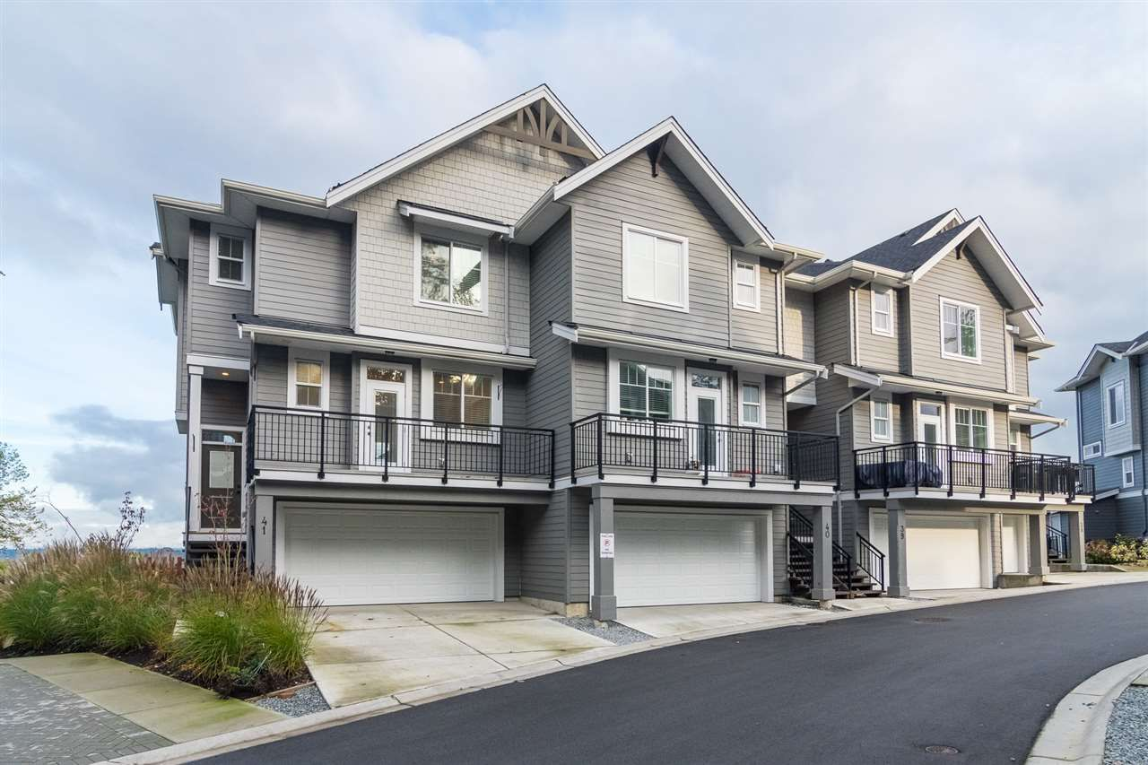 """Main Photo: 41 2855 158 Street in Surrey: Grandview Surrey Townhouse for sale in """"OLIVER"""" (South Surrey White Rock)  : MLS®# R2326049"""