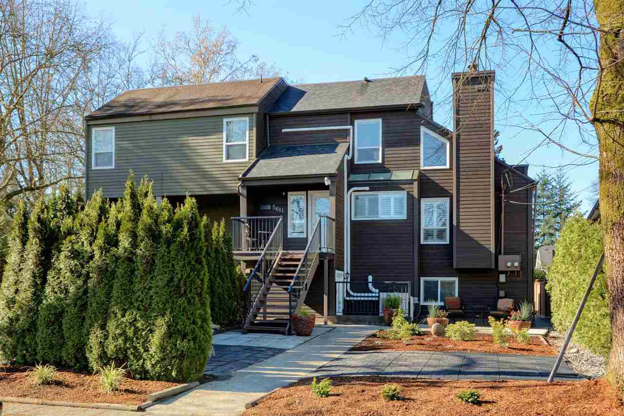 Main Photo: 5611 CLAUDE Avenue in Burnaby: Burnaby Lake House 1/2 Duplex for sale (Burnaby South)  : MLS®# R2352938