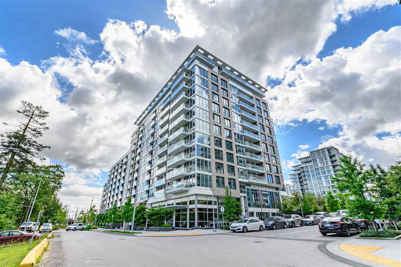 "Main Photo: 1203 8988 PATTERSON Road in Richmond: West Cambie Condo for sale in ""CONCORD GARDENS PARK ESTATES"" : MLS®# R2376333"