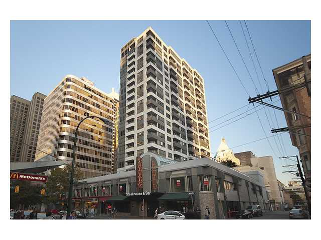 """Main Photo: 810 1060 ALBERNI Street in Vancouver: West End VW Condo for sale in """"The Carlyle"""" (Vancouver West)  : MLS®# V910745"""