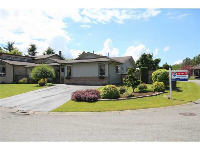 Main Photo: 11663 192B ST in Pitt Meadows: South Meadows House for sale : MLS®# V1010935