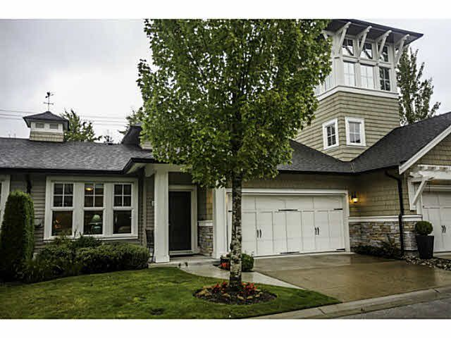 """Main Photo: 16 19452 FRASER Way in Pitt Meadows: South Meadows Townhouse for sale in """"SHORELINE"""" : MLS®# V1087865"""