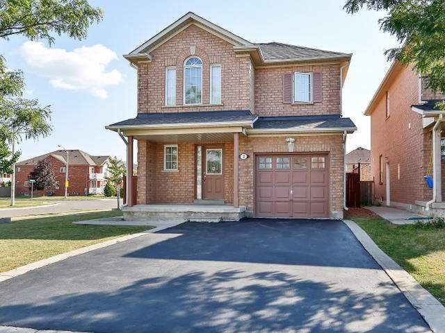 Main Photo: 2 Secord Crest in Brampton: Fletcher's Meadow House (2-Storey) for sale : MLS®# W3273049