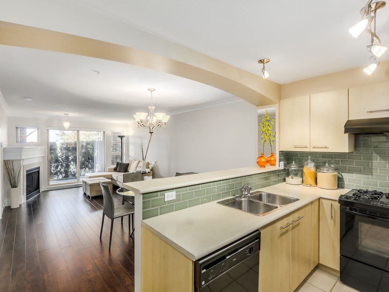 """Main Photo: 1116 5115 GARDEN CITY Road in Richmond: Brighouse Condo for sale in """"LION'S PARK by POLYGON"""" : MLS®# R2013152"""