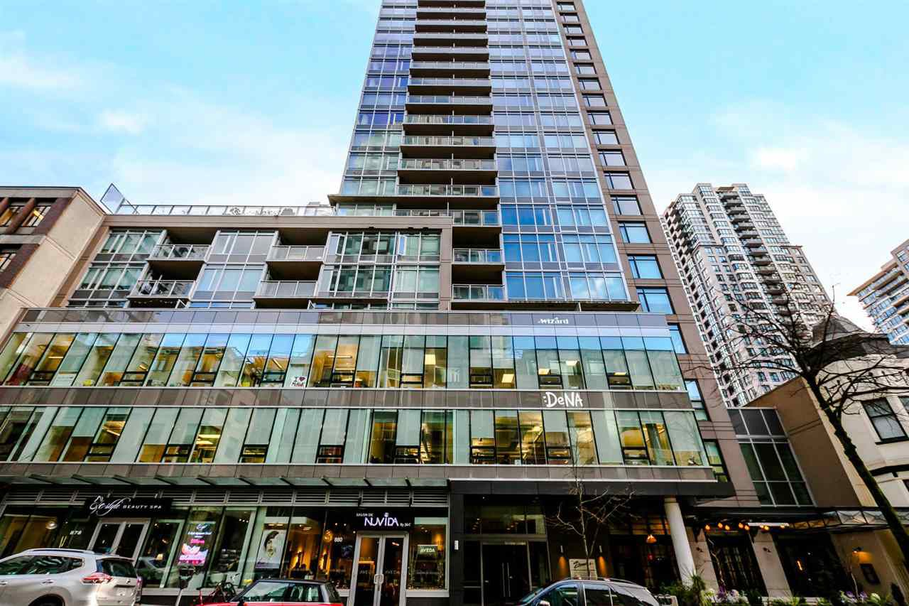 "Main Photo: 1001 888 HOMER Street in Vancouver: Downtown VW Condo for sale in ""BEASLEY"" (Vancouver West)  : MLS®# R2030444"