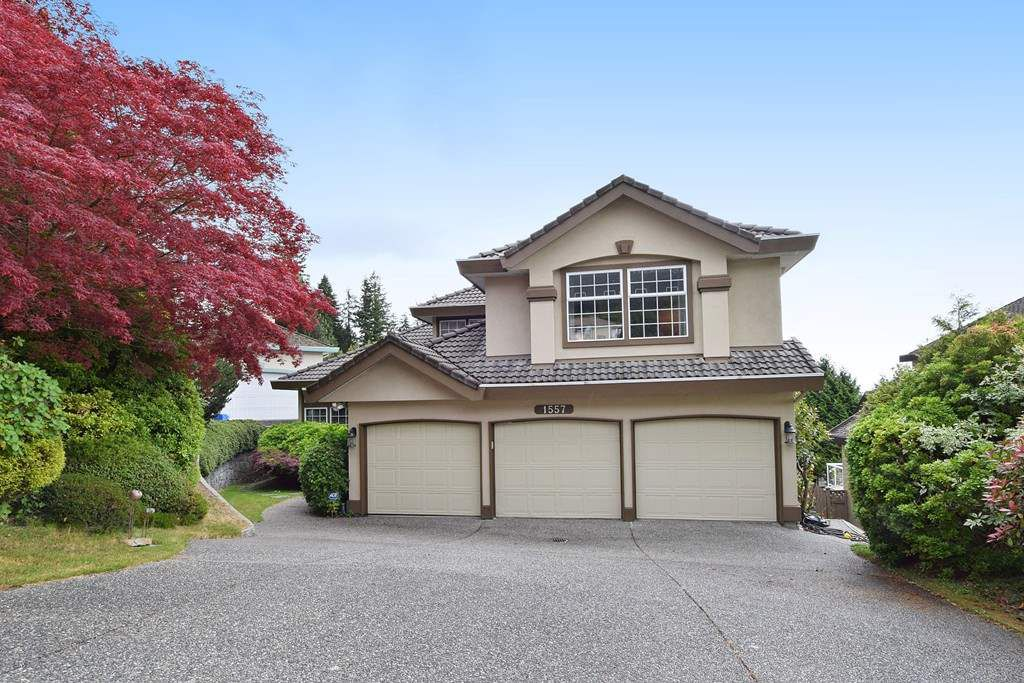 Main Photo: 1557 LODGEPOLE Place in Coquitlam: Westwood Plateau House for sale : MLS®# R2072535