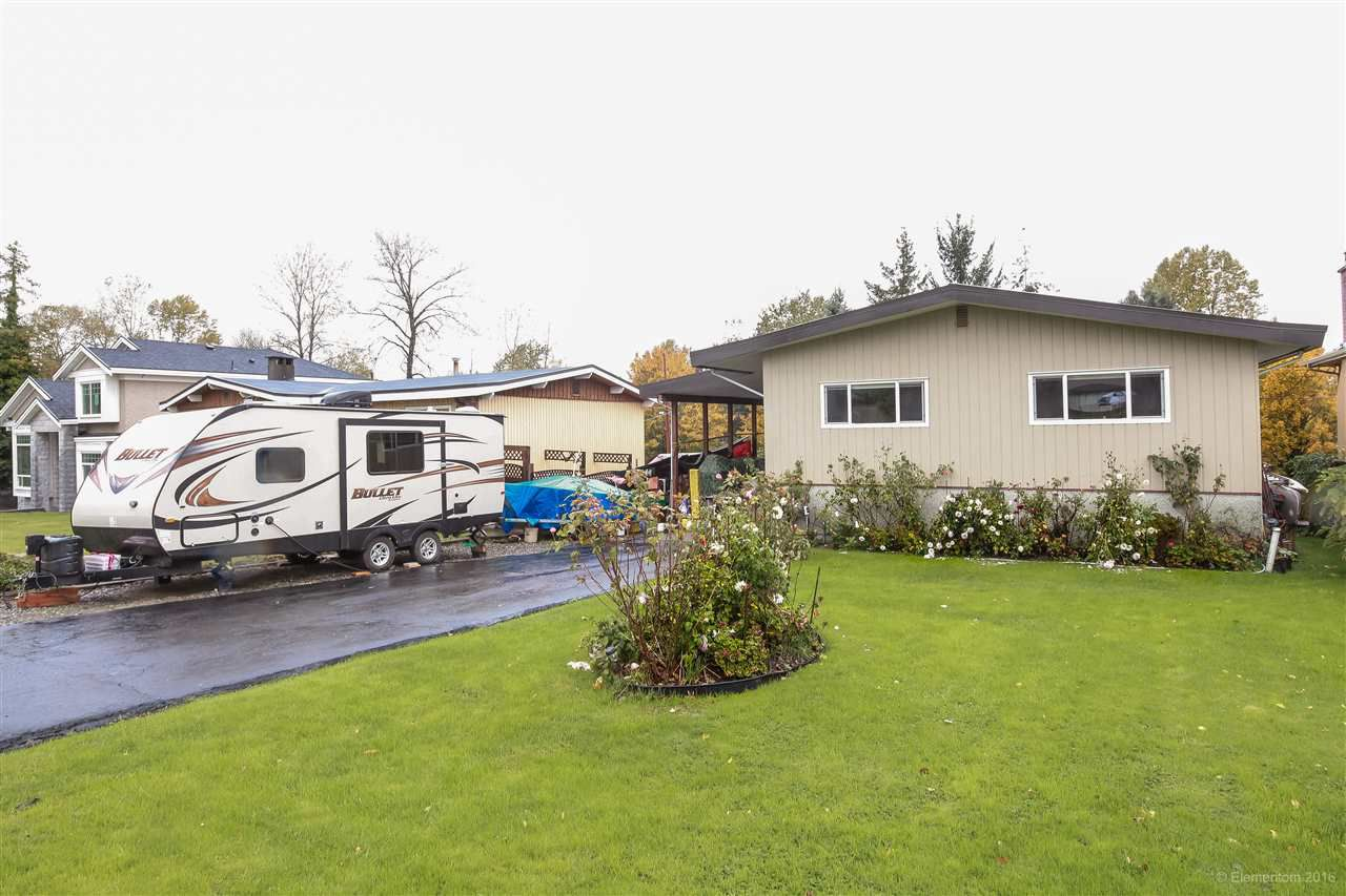Main Photo: 6193 SERVICE Street in Burnaby: Upper Deer Lake House for sale (Burnaby South)  : MLS®# R2137801