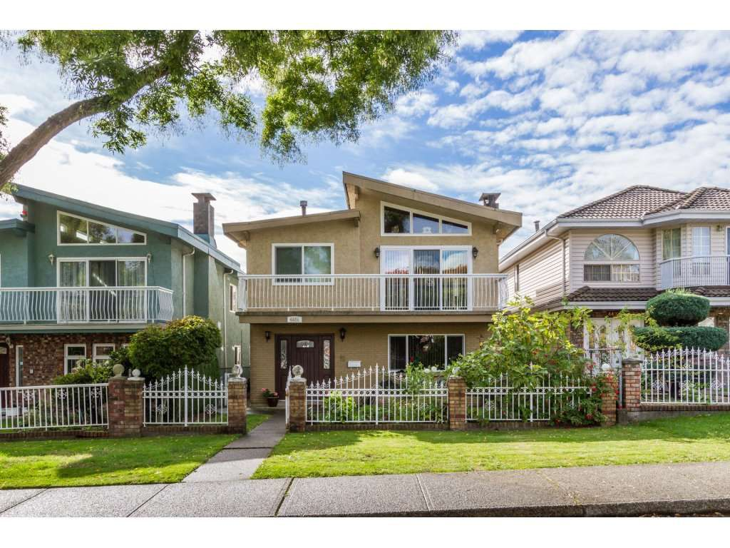 Main Photo: 4424 GEORGIA STREET in : Willingdon Heights House for sale : MLS®# R2114795