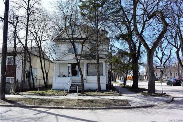 Main Photo: 526 Bannatyne Avenue in Winnipeg: Residential for sale (5A)  : MLS®# 1710067