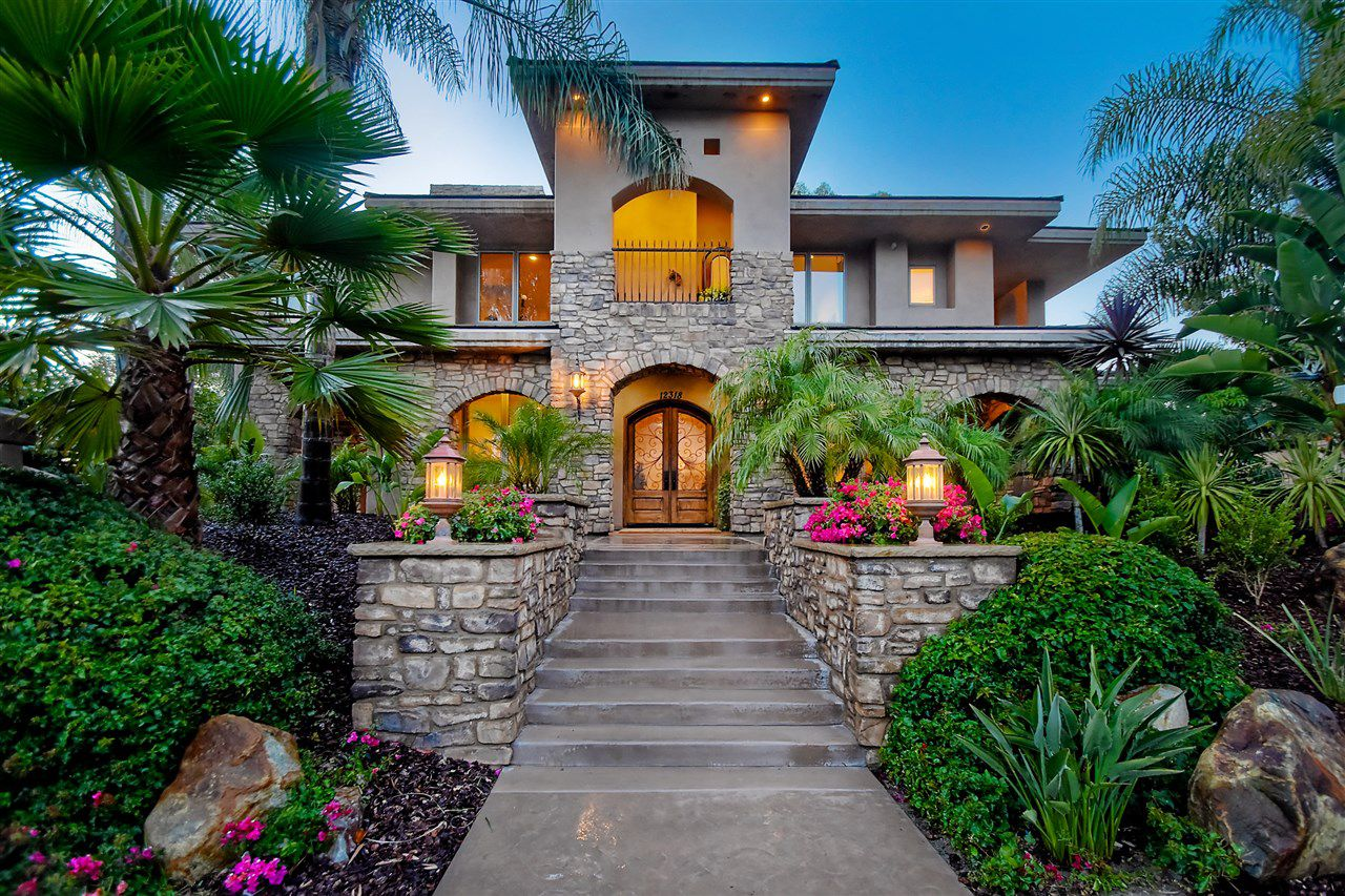 Main Photo: SCRIPPS RANCH House for sale : 5 bedrooms : 12318 Rue Fountainbleau in SAN DIEGO