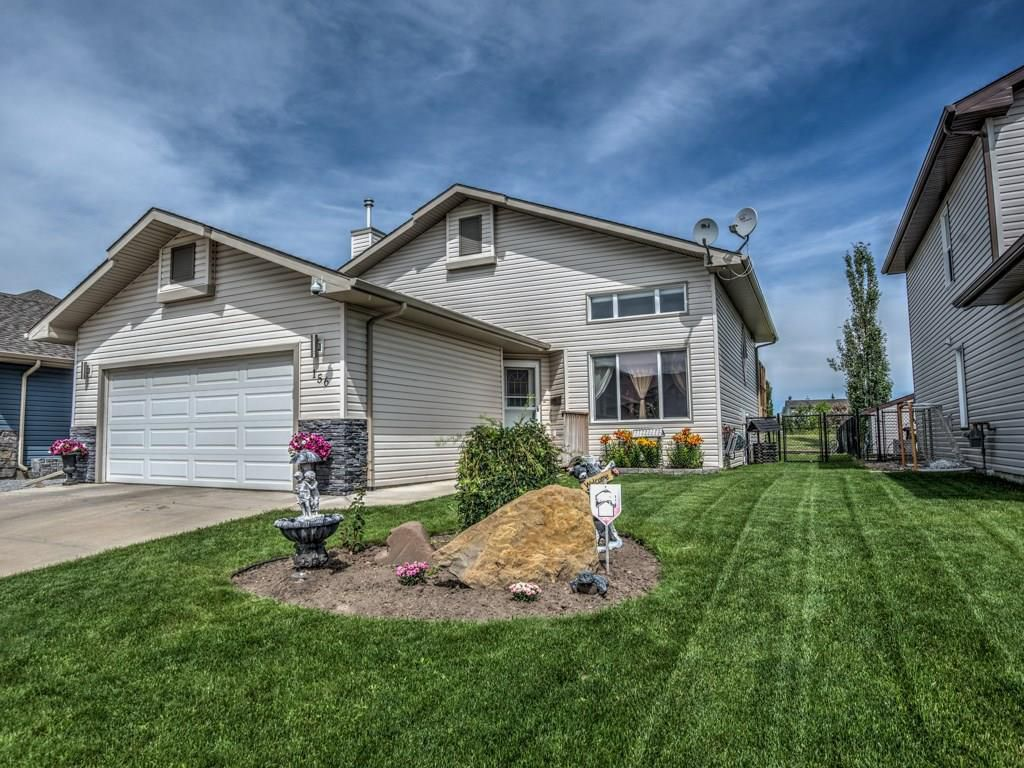 Main Photo: 156 ASPEN CREEK Crescent: Strathmore House for sale : MLS®# C4125261