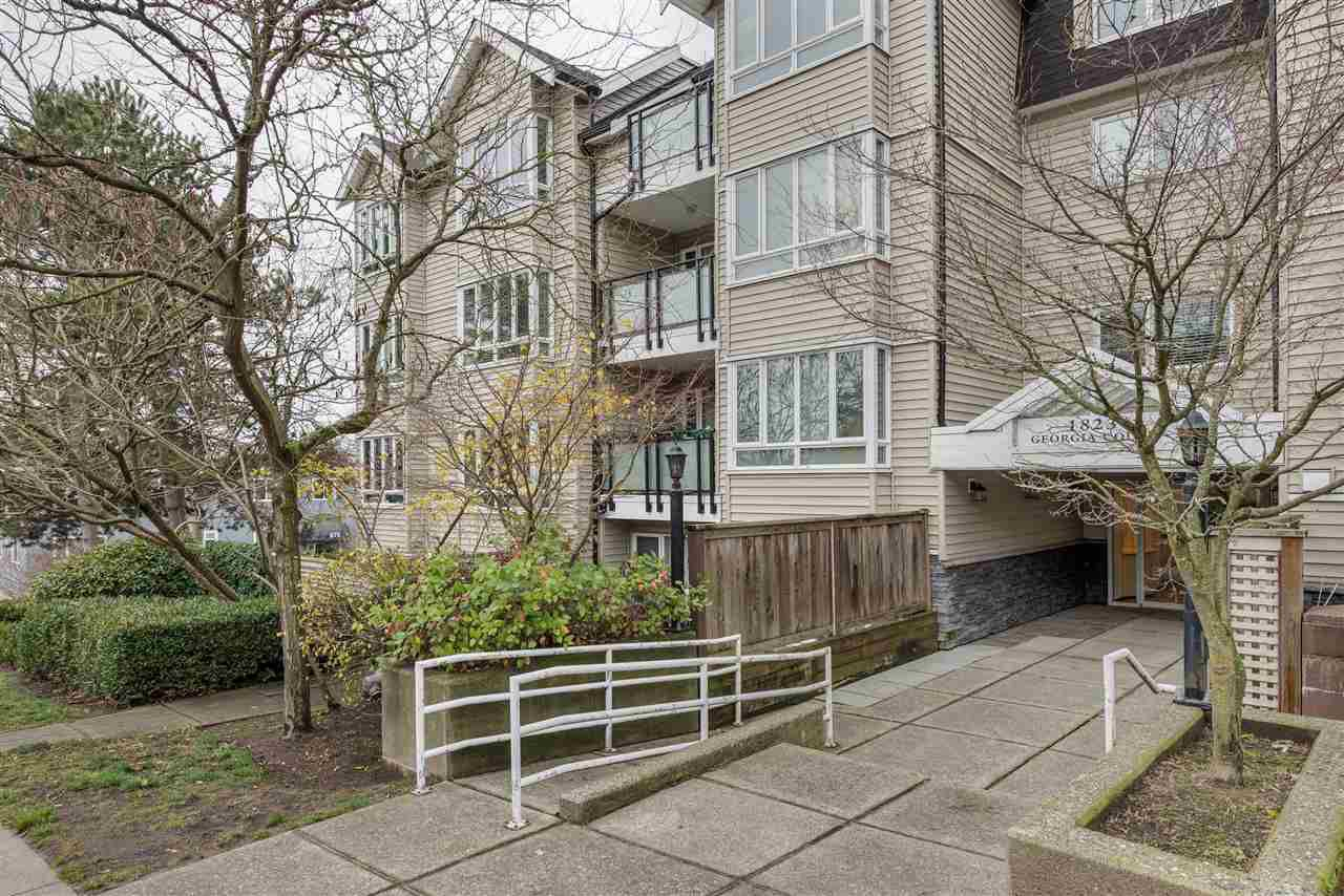 Main Photo: 208 1823 E GEORGIA Street in Vancouver: Hastings Condo for sale (Vancouver East)  : MLS®# R2229026