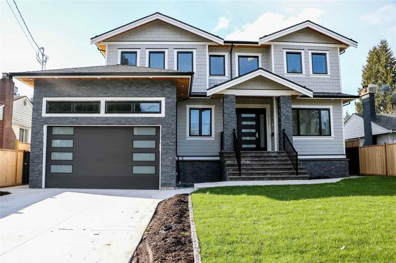 Main Photo: 971 ALLANDALE Avenue in Port Moody: Glenayre House for sale : MLS®# R2236306