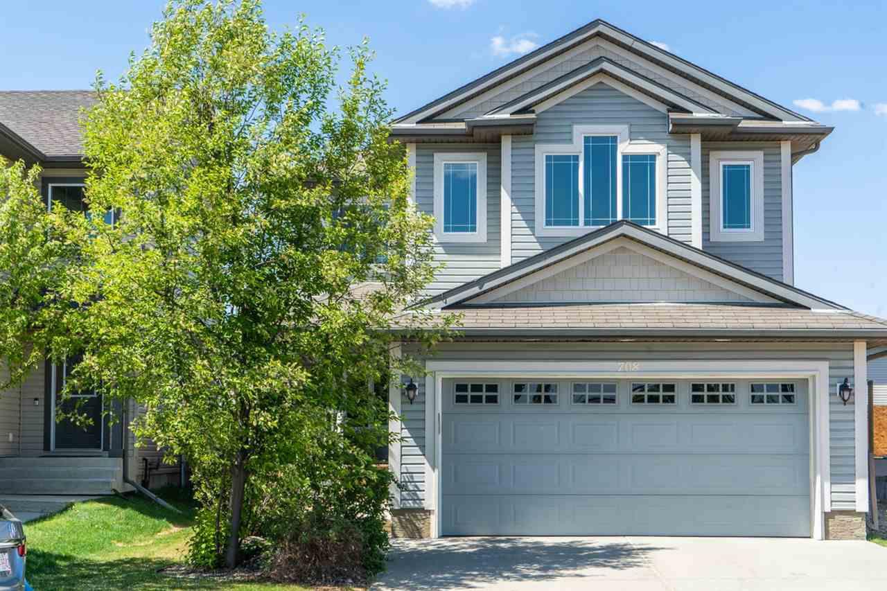 Main Photo: 708 172 Street in Edmonton: Zone 56 House for sale : MLS®# E4112598