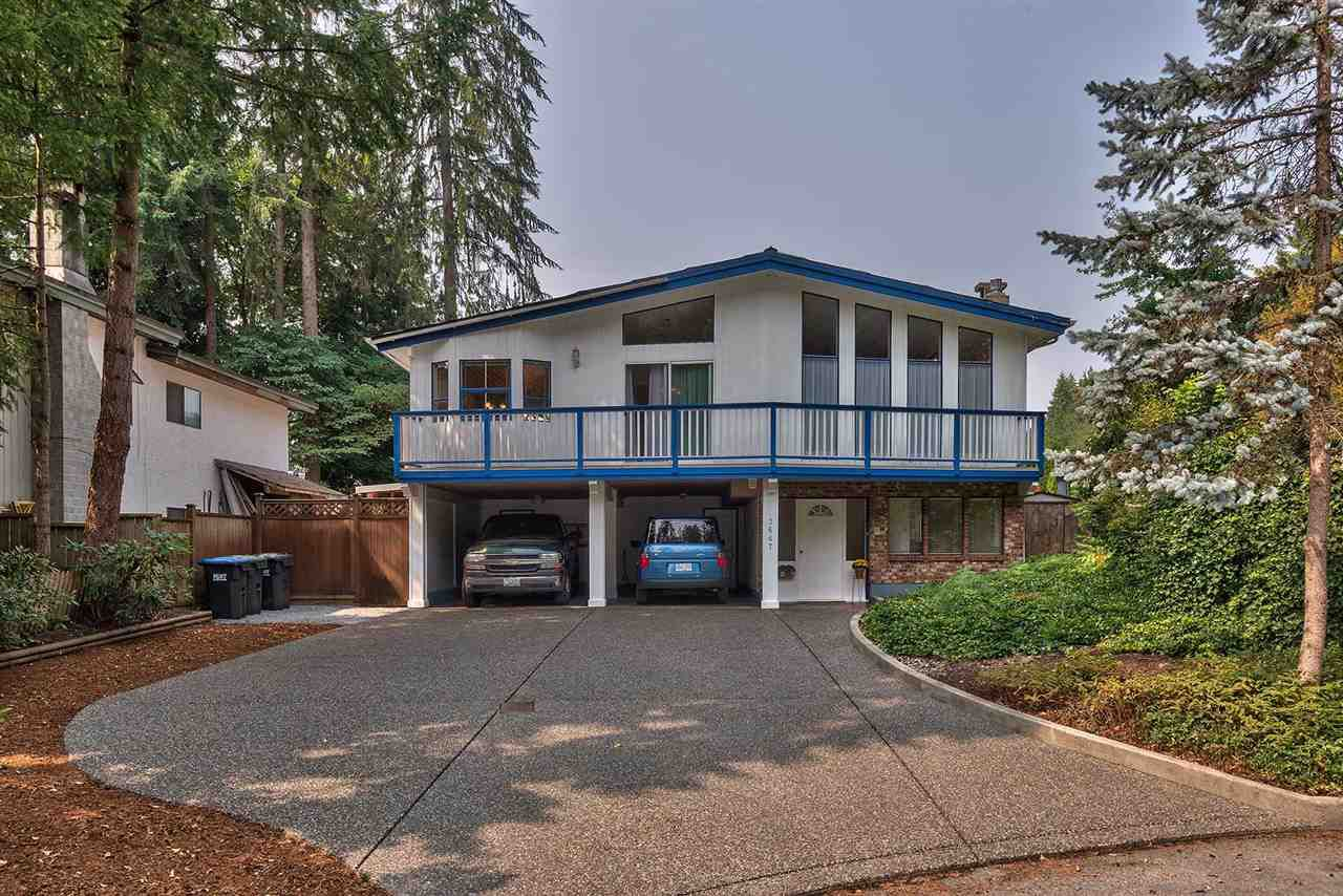 Main Photo: 3667 KENNEDY Street in Port Coquitlam: Glenwood PQ House for sale : MLS®# R2298025