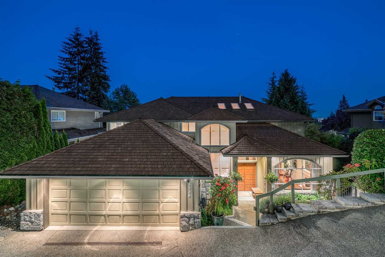 Main Photo: 3938 BRAEMAR Place in North Vancouver: Braemar House for sale : MLS®# R2305668