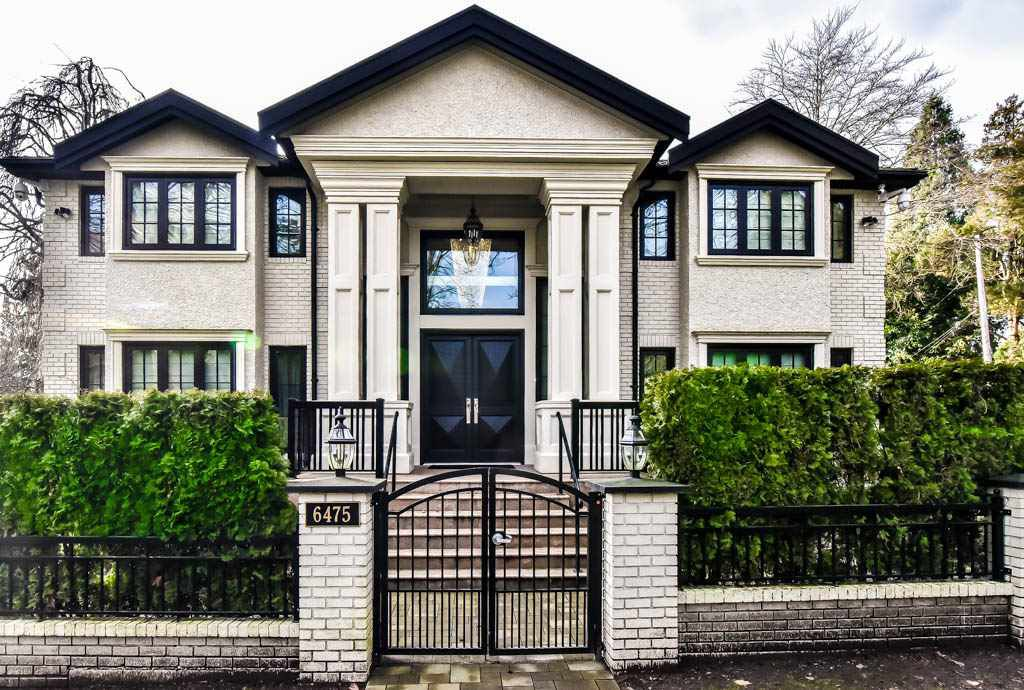 Main Photo: 6475 MARGUERITE Street in Vancouver: South Granville House for sale (Vancouver West)  : MLS®# R2352608