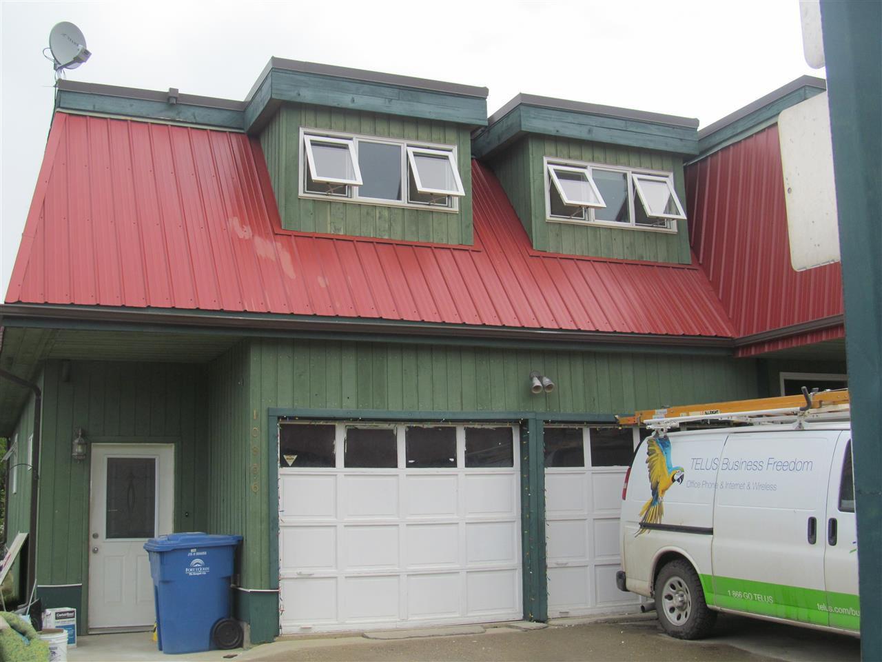 "Main Photo: 10836 102 Street in Fort St. John: Fort St. John - City NW Townhouse for sale in ""CEDAR VILLAGE"" (Fort St. John (Zone 60))  : MLS®# R2373267"