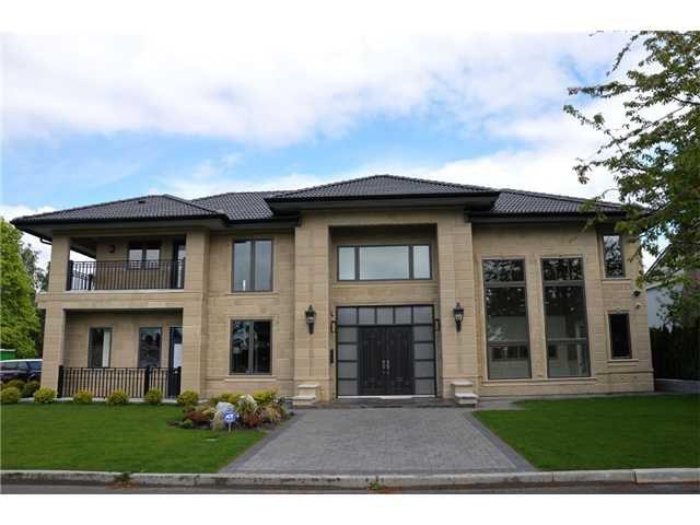 Main Photo: 8100 FAIRBROOK in Richmond: Seafair House for sale : MLS®# V977503