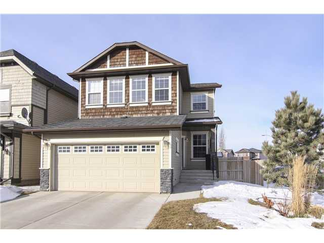 Main Photo: 21 AUBURN BAY Close SE in CALGARY: Auburn Bay Residential Detached Single Family for sale (Calgary)  : MLS®# C3606793