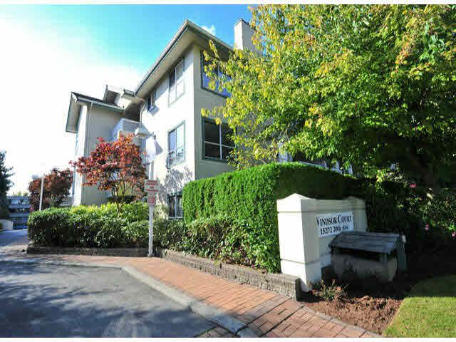 "Main Photo: 312 15272 20TH Avenue in Surrey: King George Corridor Condo for sale in ""Windsor Court"" (South Surrey White Rock)  : MLS®# F1424168"