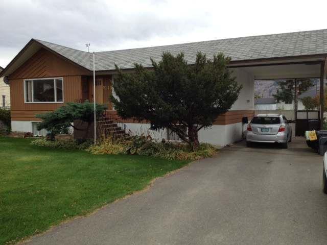 Main Photo: 2115 PONDEROSA Avenue in : Brocklehurst House for sale (Kamloops)  : MLS®# 125540