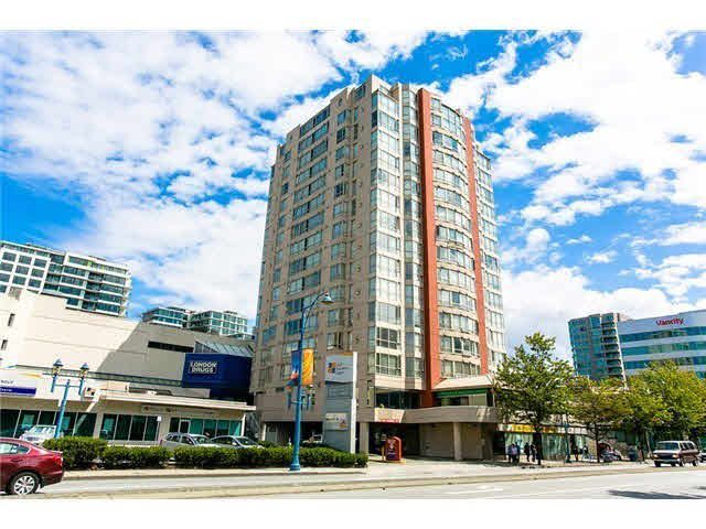 "Main Photo: 706 7995 WESTMINSTER Highway in Richmond: Brighouse Condo for sale in ""The Regency"" : MLS®# V1099827"