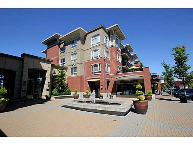 """Main Photo: 111 2970 KING GEORGE Boulevard in Surrey: Elgin Chantrell Condo for sale in """"WATERMARK"""" (South Surrey White Rock)  : MLS®# F1445971"""