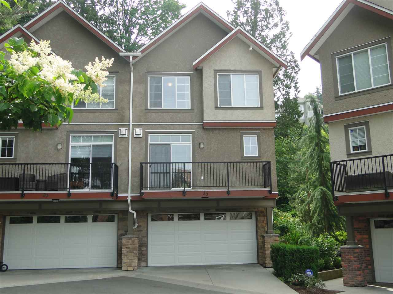 "Main Photo: 30 35626 MCKEE Road in Abbotsford: Abbotsford East Townhouse for sale in ""Ledgeview Villas"" : MLS®# R2075472"
