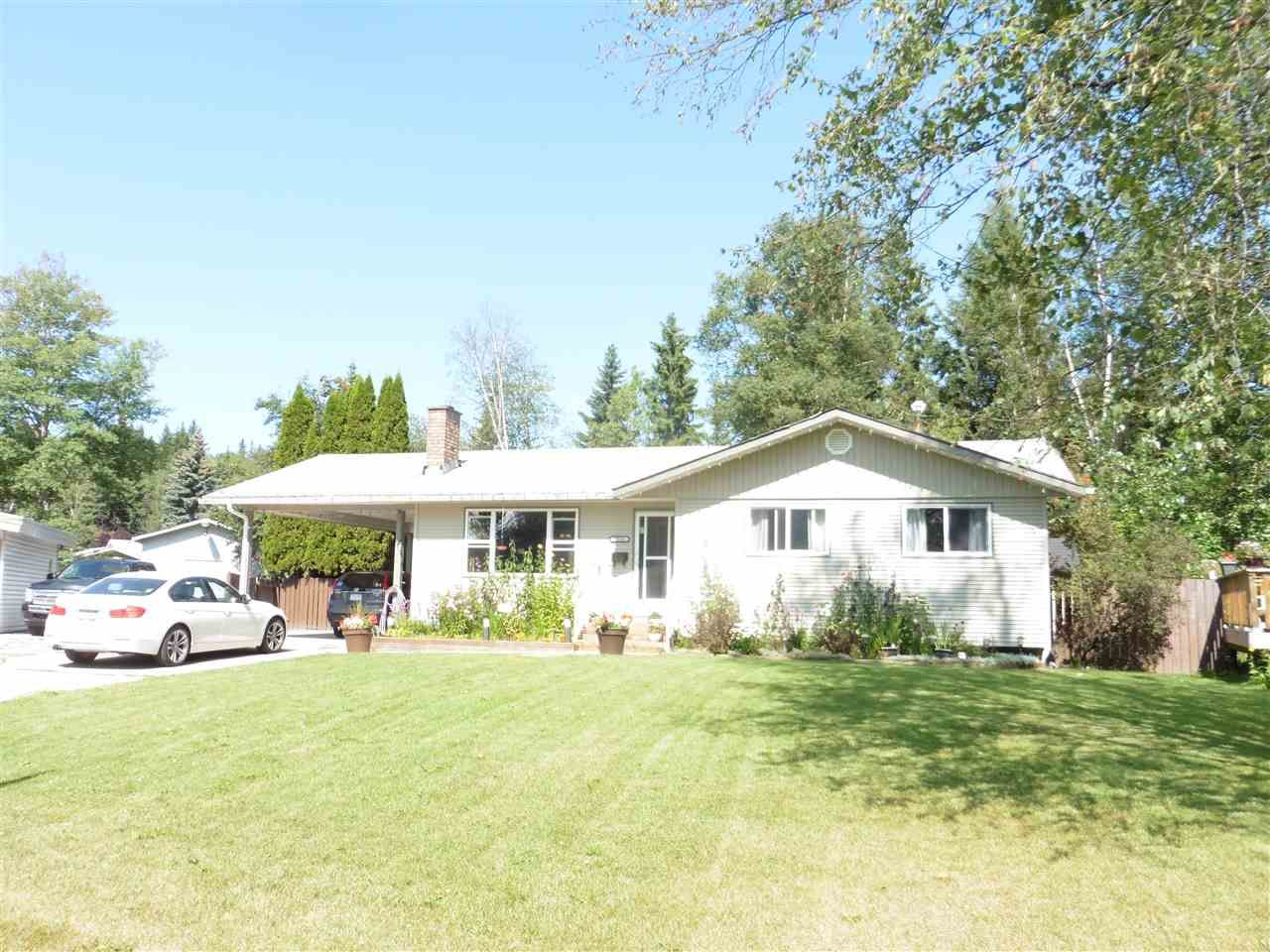"""Main Photo: 5715 OXFORD Drive in Prince George: Lower College House for sale in """"COLLEGE HEIGHT"""" (PG City South (Zone 74))  : MLS®# R2098132"""