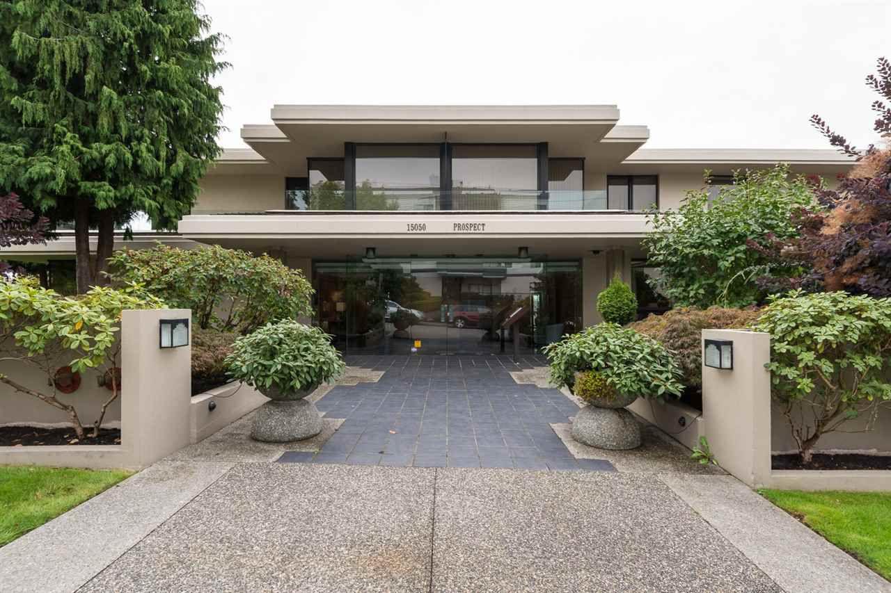 """Main Photo: 302 15050 PROSPECT Avenue: White Rock Condo for sale in """"Contessa"""" (South Surrey White Rock)  : MLS®# R2137317"""