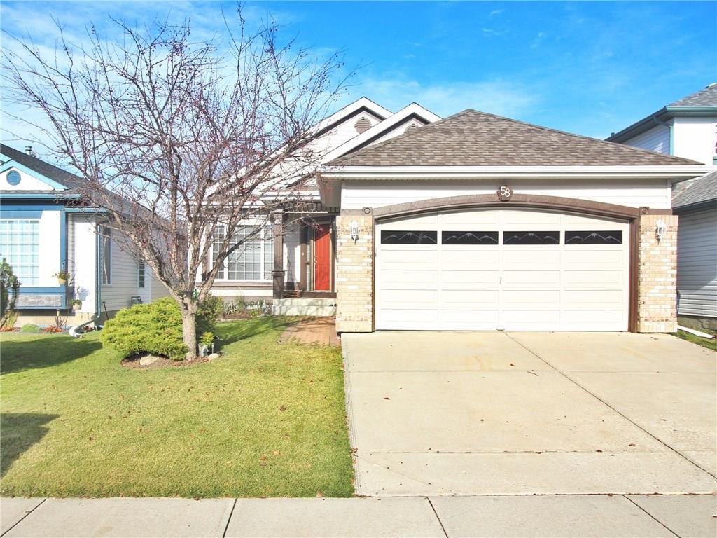 Main Photo: 58 Douglasview Circle SE in Calgary: Douglasdale/Glen House for sale : MLS®# C4113141
