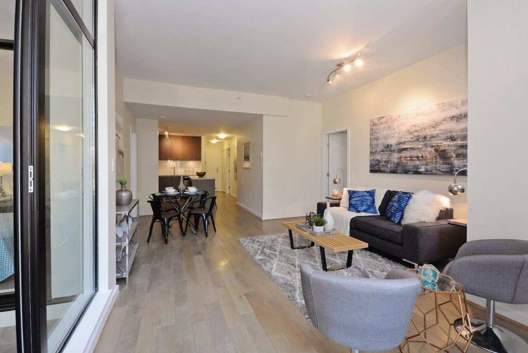 "Photo 5: Photos: 201 531 BEATTY Street in Vancouver: Downtown VW Condo for sale in ""METROLIVING"" (Vancouver West)  : MLS®# R2205943"