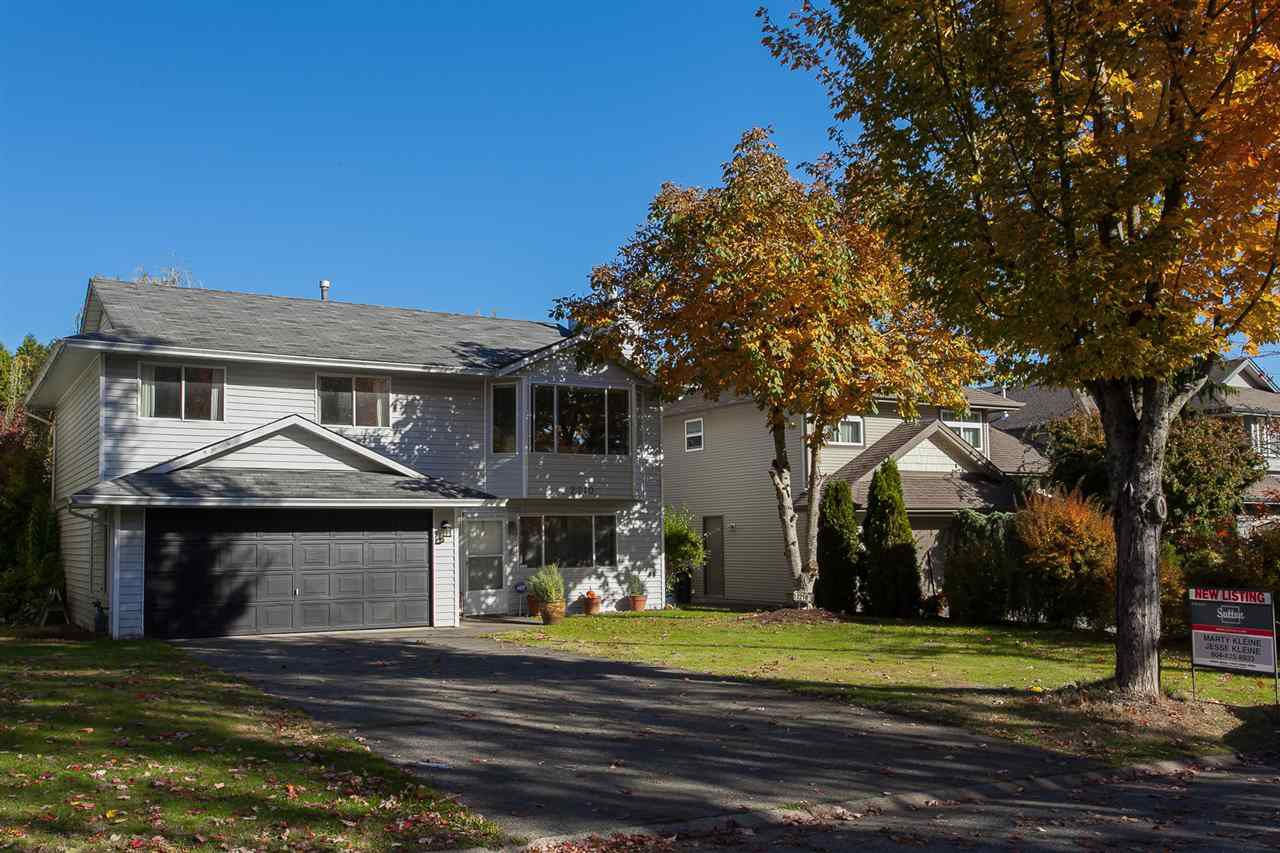 Main Photo: 2210 MADRONA Place in Surrey: King George Corridor House for sale (South Surrey White Rock)  : MLS®# R2221007