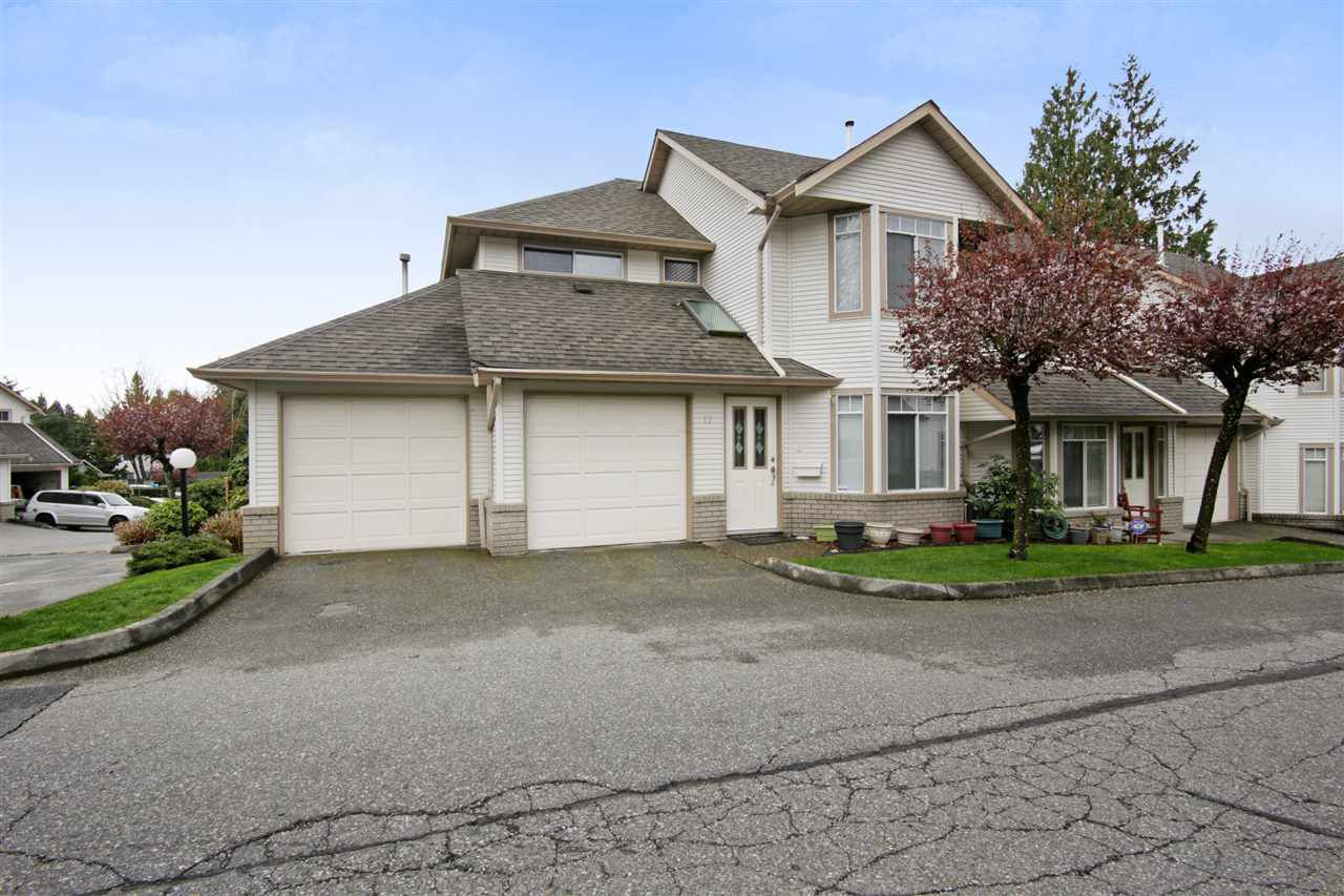 """Main Photo: 12 32311 MCRAE Avenue in Mission: Mission BC Townhouse for sale in """"Spencer Estates"""" : MLS®# R2256476"""