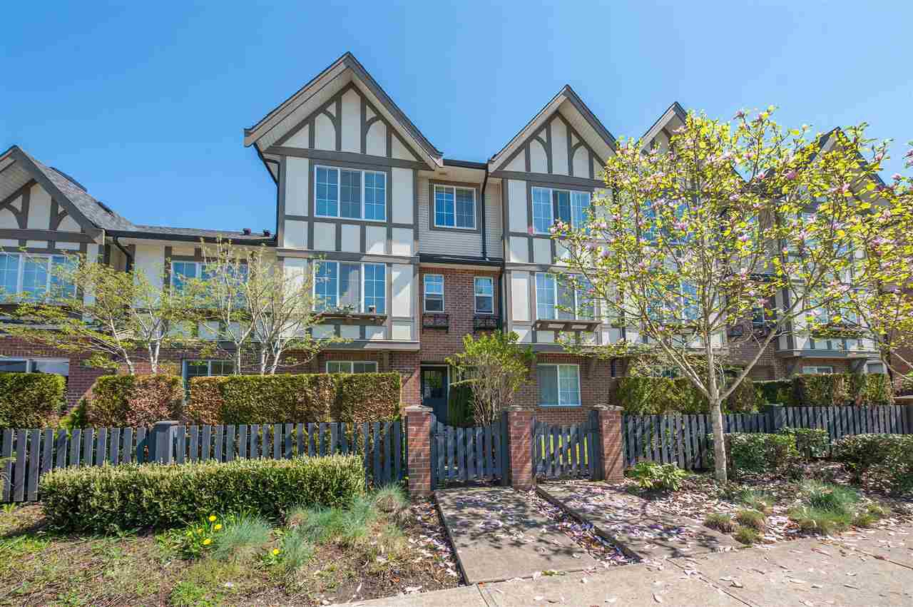"Main Photo: 135 20875 80 Avenue in Langley: Willoughby Heights Townhouse for sale in ""PEPPERWOOD"" : MLS®# R2261897"