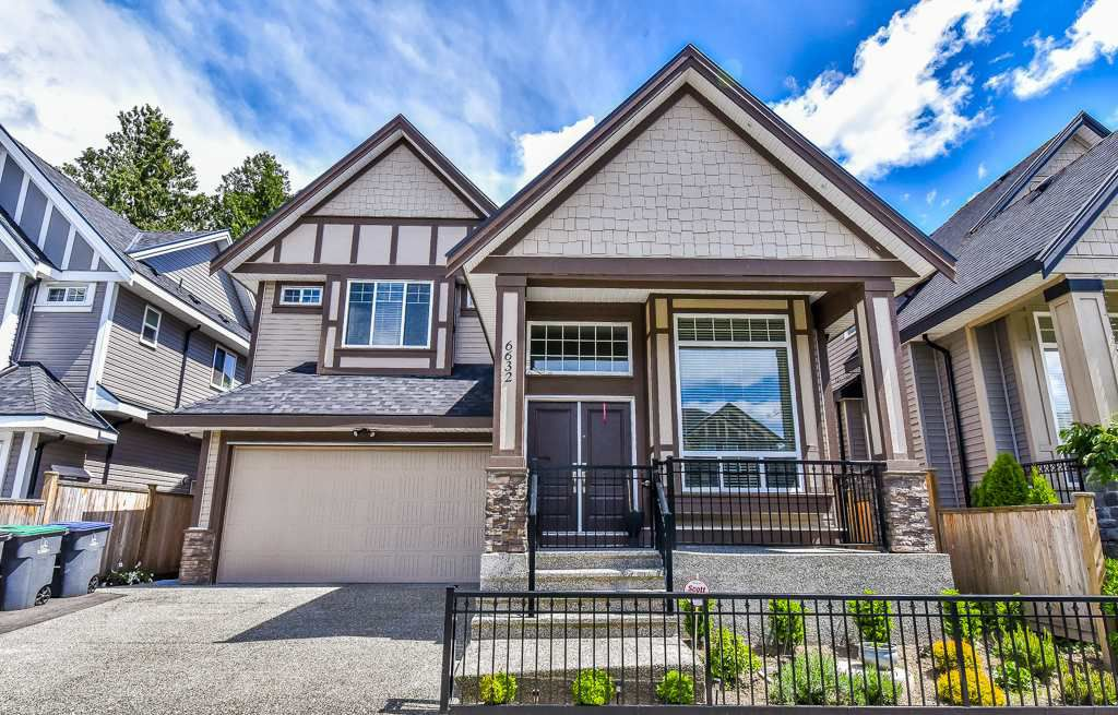 Main Photo: 6632 126 STREET in : West Newton House for sale : MLS®# R2170084