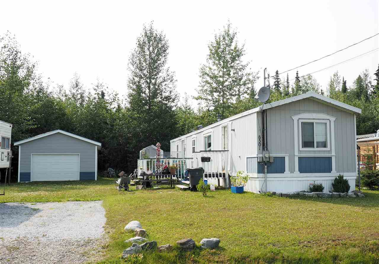 Main Photo: 8501 PETER Road in Prince George: North Kelly Manufactured Home for sale (PG City North (Zone 73))  : MLS®# R2292698