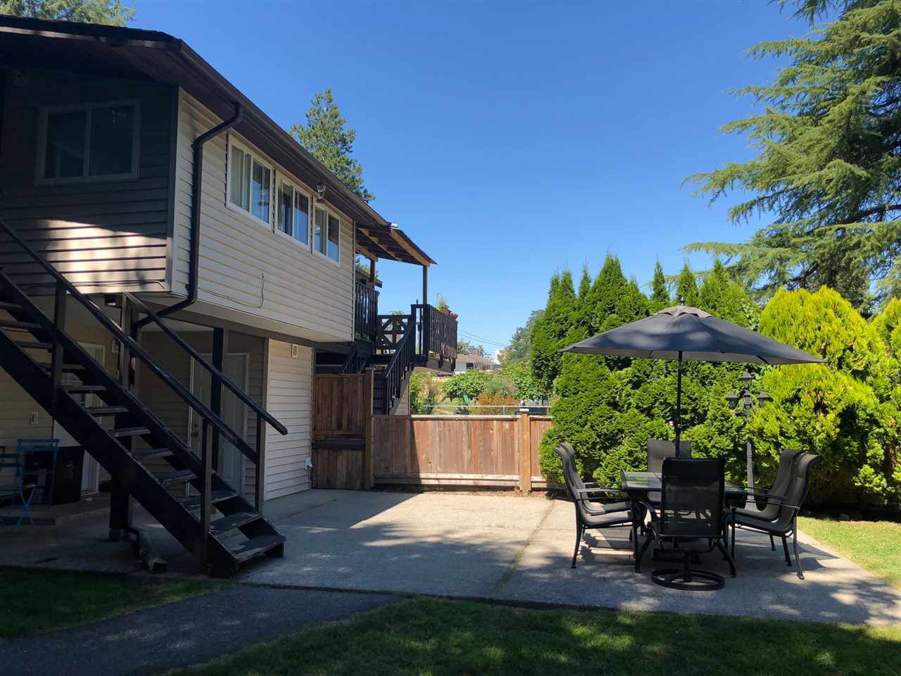 "Main Photo: 5876 - 5878 172 Street in Surrey: Cloverdale BC House Duplex for sale in ""Cloverdale"" (Cloverdale)  : MLS®# R2343112"