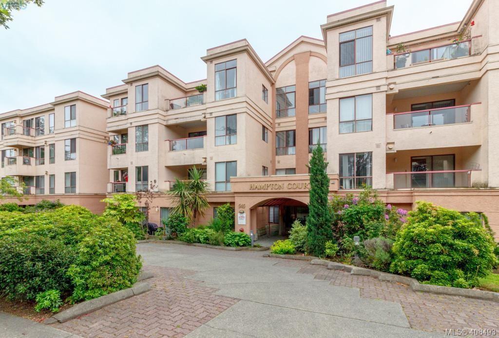 Main Photo: 117 545 Manchester Road in VICTORIA: Vi Burnside Condo Apartment for sale (Victoria)  : MLS®# 408493