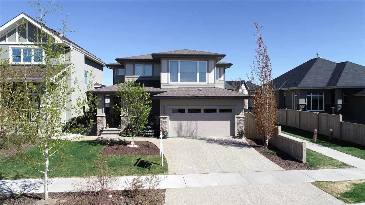 Main Photo: 7266 MAY Road in Edmonton: Zone 14 House for sale : MLS®# E4158044
