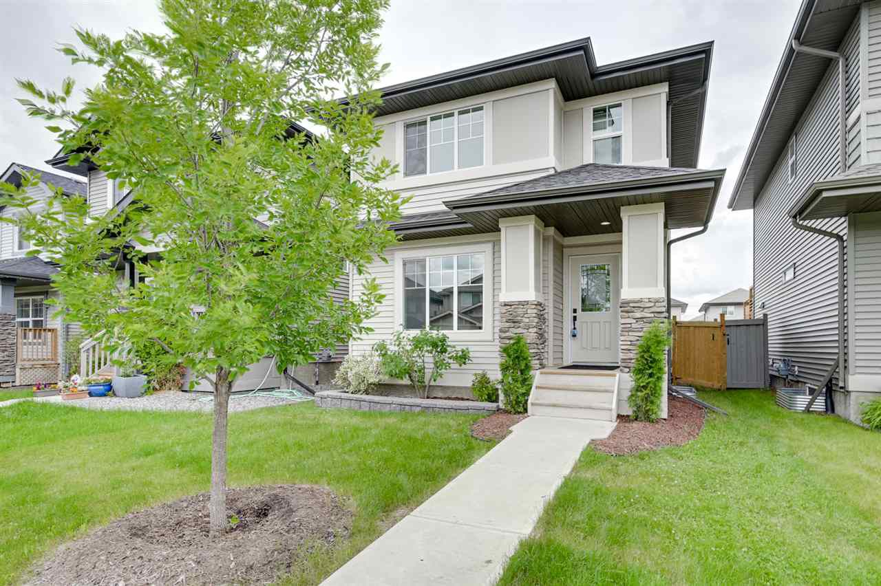 Main Photo: 1025 177A Street in Edmonton: Zone 56 House for sale : MLS®# E4164501