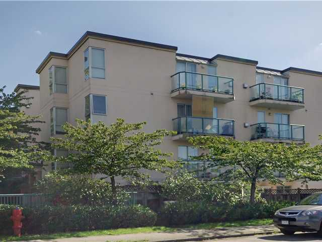 """Main Photo: 203 2212 OXFORD Street in Vancouver: Hastings Condo for sale in """"CITY VIEW PLACE"""" (Vancouver East)  : MLS®# V877195"""