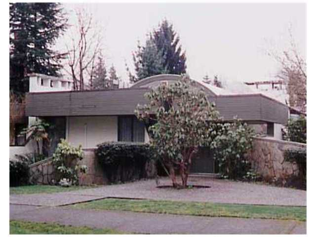 Main Photo: 1198 BALFOUR Avenue in Vancouver: Shaughnessy House for sale (Vancouver West)  : MLS®# V884058