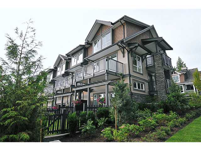 "Main Photo: 147 1460 SOUTHVIEW Street in Coquitlam: Burke Mountain Townhouse for sale in ""CEDAR CREEK"" : MLS®# V900881"